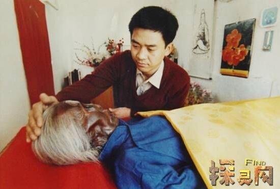 香河老人不腐之谜,周凤臣死后化为仙人(拥有不朽之身)