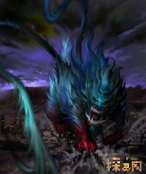 传说中吃龙的上古神兽只有犼,乃洪荒古兽与僵尸的始祖
