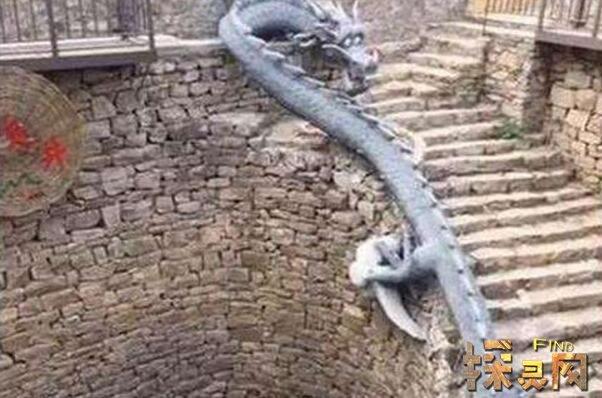 真实拍摄到的图片_北京北新桥锁龙井真实事件,曾惊现真龙头颅(图片)(2) — 探灵网