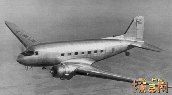 道格拉斯型客机_1990飞机穿越时空事件,失踪35年后惊现机场(疑似穿越) — 探灵网