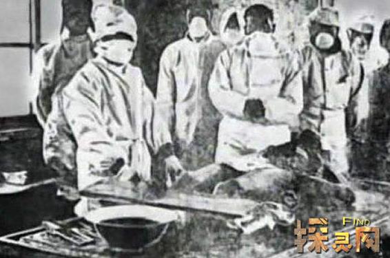 731部队女体实验内容,没有日本人不敢干的事情