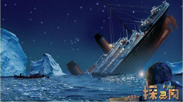 泰坦尼克号沉船始末,深度解析灾祸的原因!
