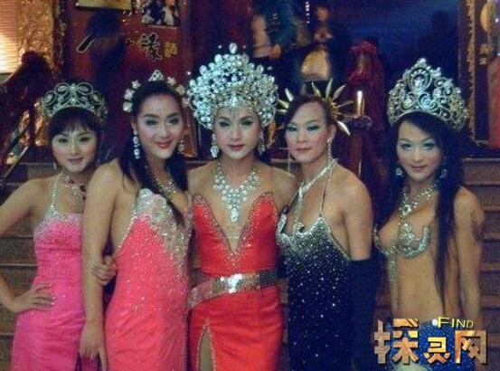 泰国人妖器官_泰国人妖火爆真相揭秘,拥有女性外观和器官/实则为男性 — 探灵网